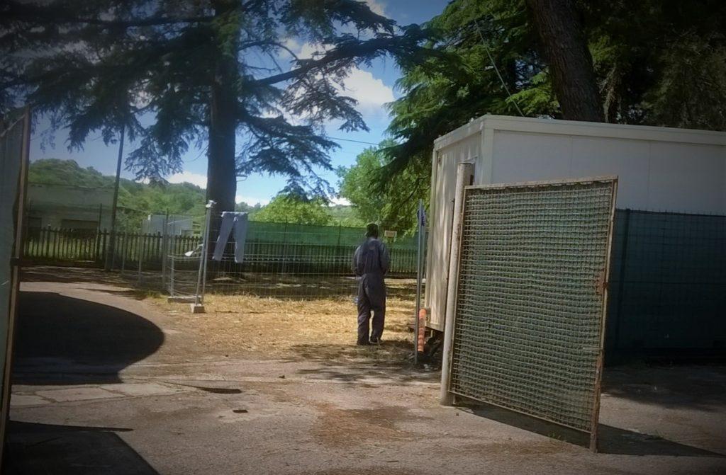 Centro-di-Accoglienza-Venosa- Foto OMB