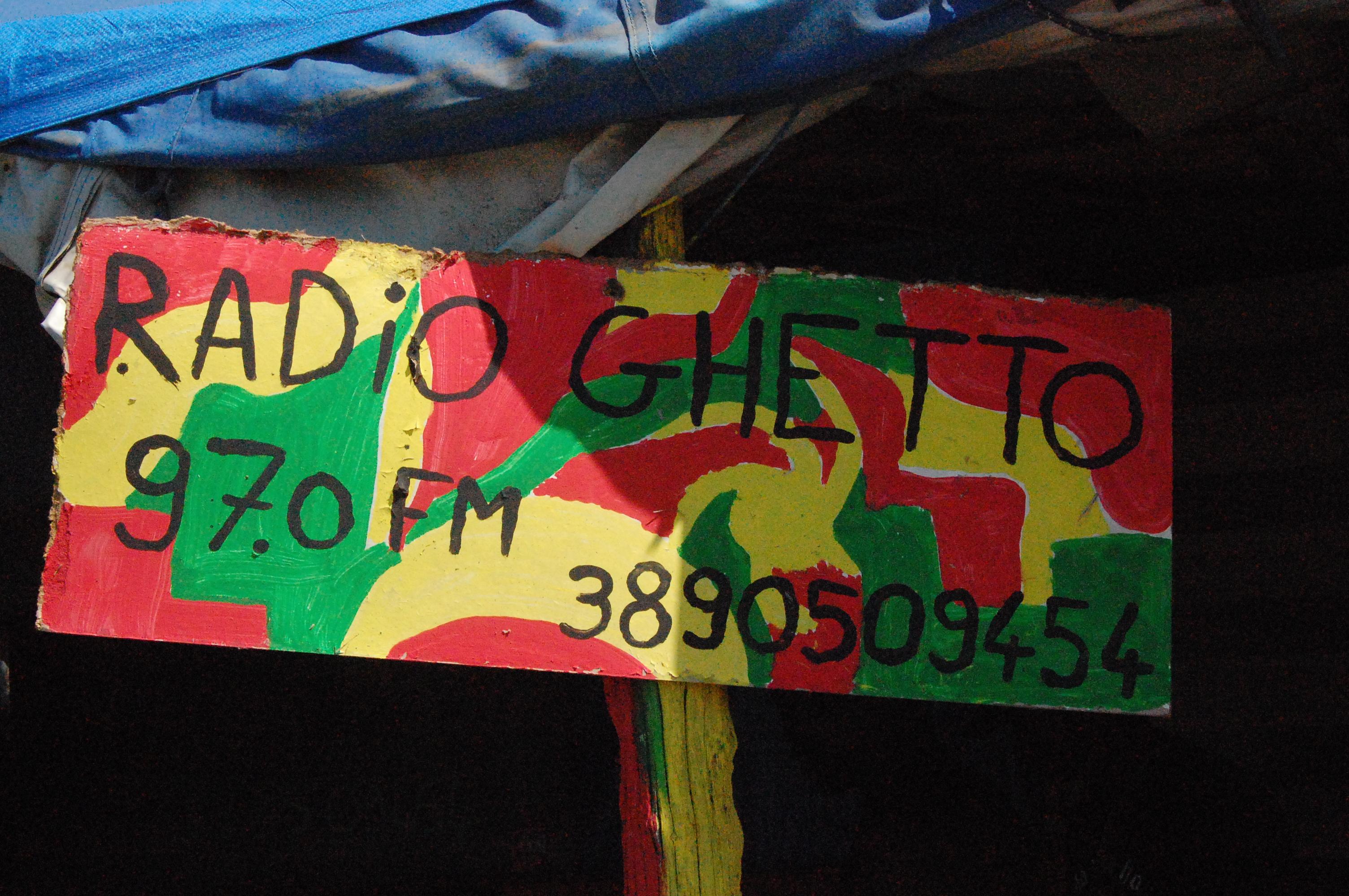 Radio Ghetto Fraquenze